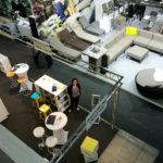 """""""Hotel"""" in Bozen: Messestand von Gastfreund und TrustYou"""