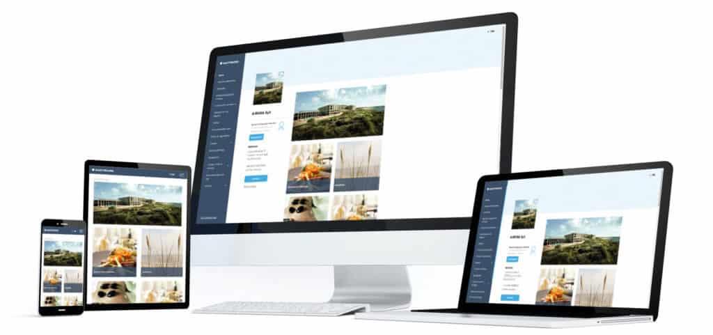 Die digitale Gästemappe von Gastfreund als Progressive-Web-App