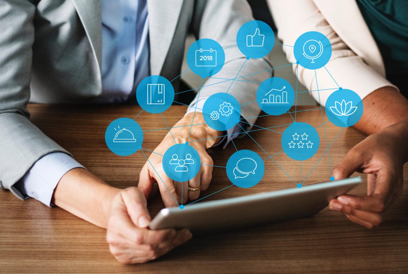 Gastfreund als cloudbasierte Plattform zur Gästekommunikation © Gastfreund GmbH