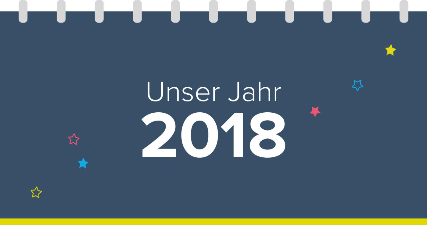 Jahresrückblick: Das Gastfreund-Jahr 2018 © Gastfreund GmbH